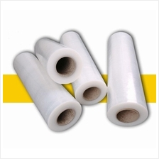 1 rolls x 500mm CLEAR Stretch Film Plastic Pallet Wrap / Shrink wrap