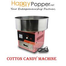 Cotton candy floss gula kapas maker commercial machine