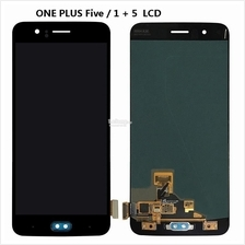 One Plus Five 5 LCD Display Touch Screen Digitizer Glass 1+5 Fullset