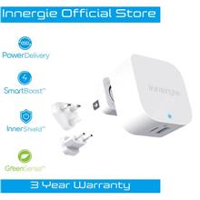 Innergie PowerJoy 30C USB-C PD3.0 Fast Charge Mobile & Laptop Adapter