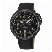 SEIKO SRPD35K1 Men's Prospex Land Automatic Compass LSB Black