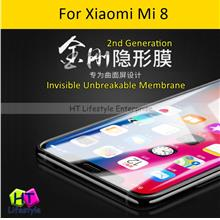 Xiaomi Mi 8 Invisible Soft Membrane Full Screen Protector