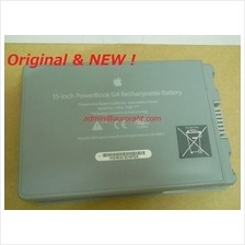 Original Apple Powerbook G4 15 inch A1045 A1078 A1148 E68043 Battery