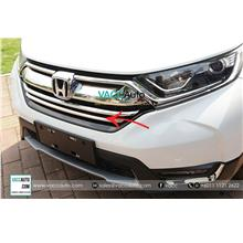 Honda CR-V / CRV (5th Gen) Center Grill Chrome Lining