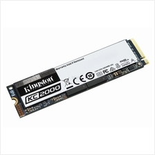 # KINGSTON KC2000 Series NVMe M.2 SSD # 4 Variants Available