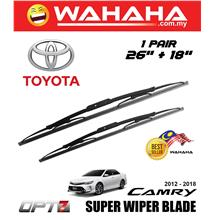 "TOYOTA CAMRY 2012-2018 OPT7 Car Super Wiper Blade 26""+18"""