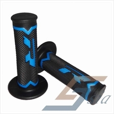 Type R Racing Hand Grip Motorcyle (Blue)