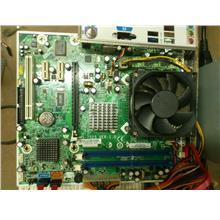 HP MS-7525 Intel Socket 775 Mainboard 161113