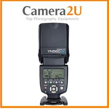 Yongnuo YN560 MK IV Mark 4 Wireless Speedlite Flash Light for Camera