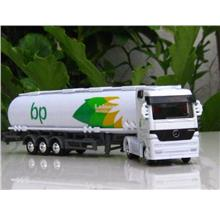 Welly 1/87 Mercedes Benz Actros Trucks BP OIL Tanker TRUCKS (19cm)