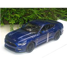 Maisto 1/24 Special Edition Diecast 2015 Ford Mustang GT (Blue)