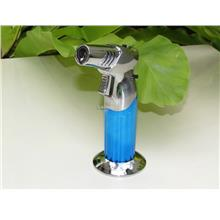 JOBON ZB569 Desktop Torch Gun Lighter Full Metal Cigar Lighters(Blue)