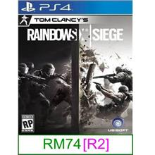 PS4 Tom Clancy's Rainbow Six Siege [R2] ★Brand New & Sealed&#973..