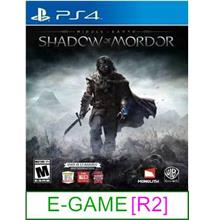 PS4 Middle-Earth Shadow of Mordor [R2] ★Brand New & Seale..