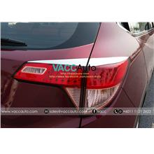 Honda HR-V / HRV / Vezel (1st Gen) Tail Lamp Eyelid Chrome