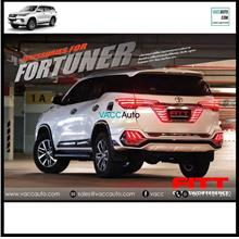Toyota Fortuner (2nd Gen) Rear Plate LED Frame