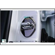 Toyota Fortuner (2nd Gen) Door Lock Steel Cover (Type B)