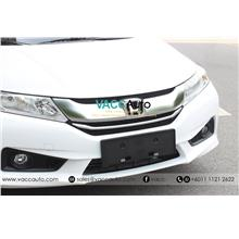 New Honda City (6th Gen) Front Grill Chrome Lining