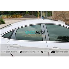 Honda Civic (10th Gen) Door Pillar Chrome