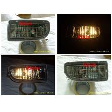 DEPO Toyota Landcruiser FJ100 `98-`06 Fog Lamp Crystal Green Color