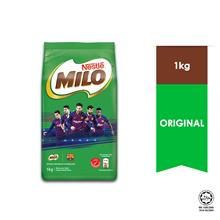 NESTLE MILO ACTIV-GO CHOCOLATE MALT POWDER Softpack 1kg - Barcelona)