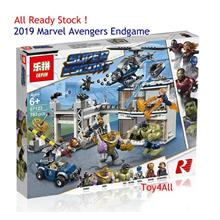 MARVEL AVENGERS ENDGAME 76131 AVENGERS COMPOUND BATTLE LEGO COMPATIBLE