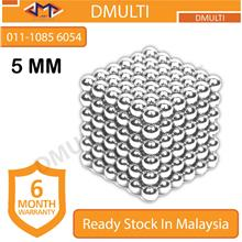 216pcs 5mm Electroplating Bucky Balls Magnetic Stress Relief Balls [SI