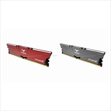 # T-FORCE Vulcan Z Series 2666MHz DDR4 Single Memory # Red/Gray