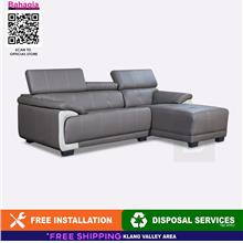 BAHAGIA Scott L Shape Sofa