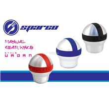 SPARCO PROGETTO CORSA/SPC URBAN STYLE BLACK CAR GEAR KNOB