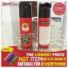 (*With Free Gift)Prosecure Safety Pepper Spray for Self Defense (60ml)