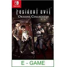 Nintendo Switch Resident Evil Origins Collection ★Brand New & Se..