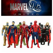 MARVEL AVENGERS FIGURES DC SUPERHERO FIGURE IRONMAN SPIDERMAN TOY