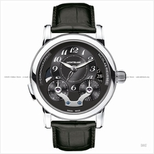 MONTBLANC 106488 Men's Nicolas Rieussec Chronograph Automatic Leather