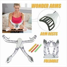 Wonder Arms Upper Body Arm Grip Fitness Workout Total Training Exercis