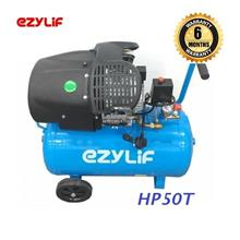 Ezylif 3.0HP 50Ltr Electric Twin Cylinder Air Compressor