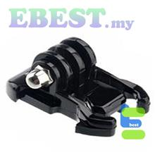 Horizontal Quick Release Buckle Mount GoPro HD Hero 2, Hero 3