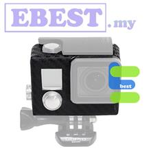 Gopro ActionCam Carbon Fiber Style Protective Housing Sticker