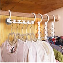 8in1 Wardrobe Magic Non Slip Laundry Hanger