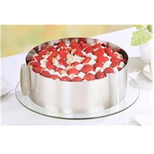 DIY Bakery Round 6-12 Inch Adjustable Cake Mould Cake Ring