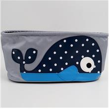 Cartoon Baby Stroller Organizer Bag or Pouch (Dolphin)