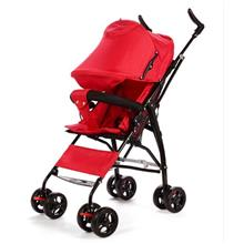 Lightweight Sun Protec Baby Kids Children Stroller (Seatbelt Missing)