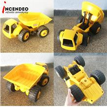 **incendeo** - Vintage Little Tikes USA Large Construction Dump Truck