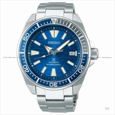 SEIKO SRPD23K1 Men's Prospex Samurai Save The Ocean Automatic SSB Blue
