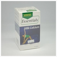 Appeton Essentials Milk Calcium 300Mg 120S (for Strong Bones)