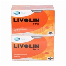 LIVOLIN FORTE 100s (for Healthy Liver) NEW STOCK