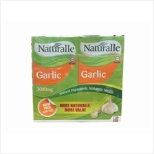 Naturalle Garlic 3000MG 220 capsules x 2