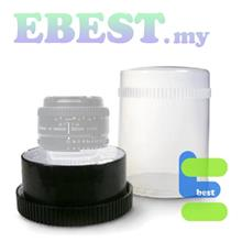 Humidity Protection Lens Case Nikon F Lens with Desiccant Silica Gel