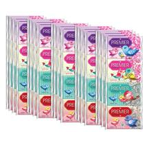 Premier Pocket Tissue 10 Sheets  X 16 Pkts  x 5 Tube