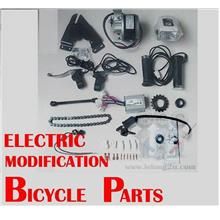 Electric bicycle motor Modification parts , 250w or 350 watt package